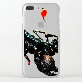scorpion Clear iPhone Case