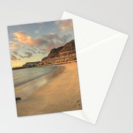 Golden Amadores Stationery Cards
