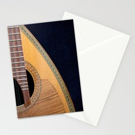 After Silence, Music Stationery Cards