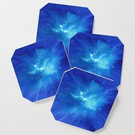 Blue Powder Coaster