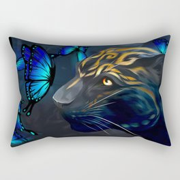 Beautiful Beast Rectangular Pillow