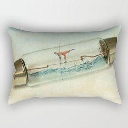 Fuse wire walker Rectangular Pillow