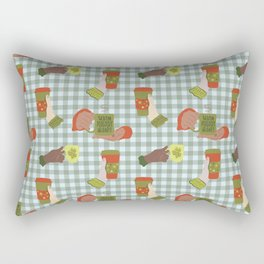 Coffee of the holidays Rectangular Pillow
