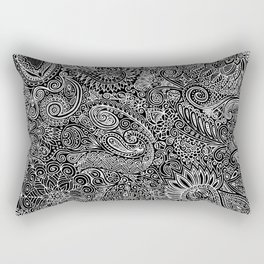 Maniac arabesque Rectangular Pillow