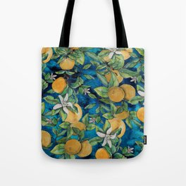 Orange Overload Tote Bag