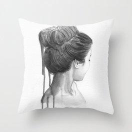 Sensual Throw Pillow