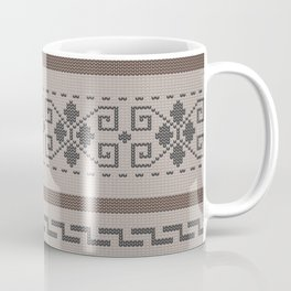 The Big Lebowski Cardigan Knit Coffee Mug
