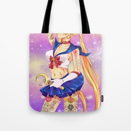 SailorMoon Tattooed BAG2 Tote Bag