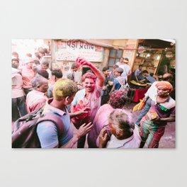 INDIA 27 Canvas Print