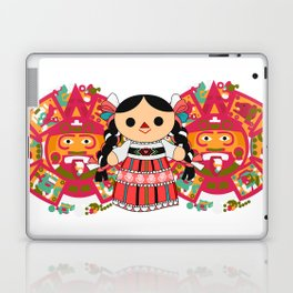 Maria 4 (Mexican Doll) Laptop & iPad Skin
