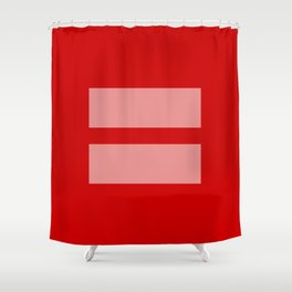 Equal Rights Shower Curtain