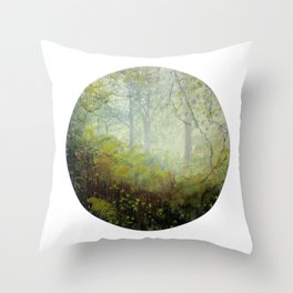 Benevolent Canopy Throw Pillow