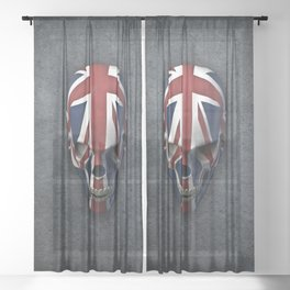 British horror Sheer Curtain