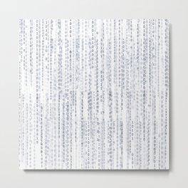 Pattern 76 Metal Print