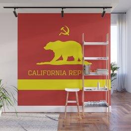 Cali Commie - California Communist Wall Mural