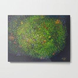 Cellular Universe 5 Metal Print