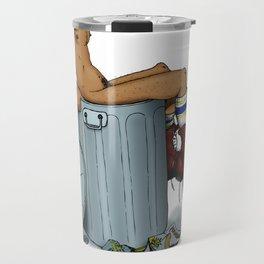 Trash Travel Mug