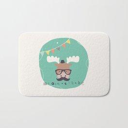 Monty Mouse Bath Mat