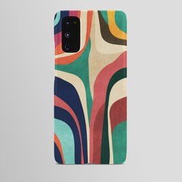 Impossible contour map Android Case