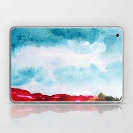Pink Cliffs Laptop & iPad Skin