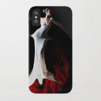 spanish iPhone & iPod Cases featuring Spanish Dream by Müge Başak