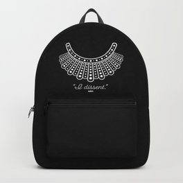 RBG Dissent  Backpack