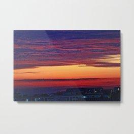 Urban Sunrise #5 Metal Print