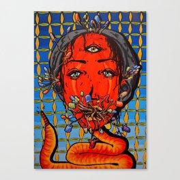 Mushroomhead Canvas Print