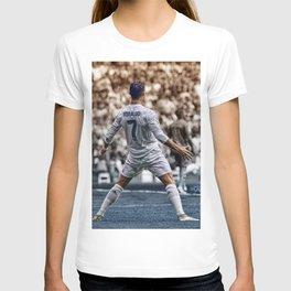 cr7 clebration T-shirt