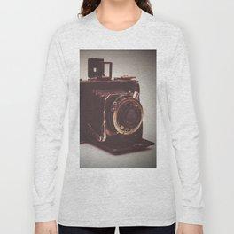 old kodak camera Long Sleeve T-shirt