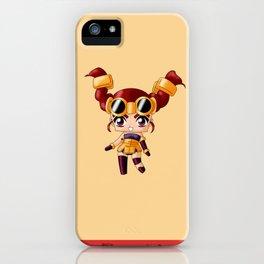 Chibi Bacchi iPhone Case