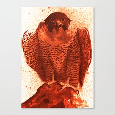 falcon 4 Canvas Print