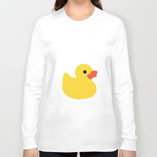 Duck it ! Long Sleeve T-shirt