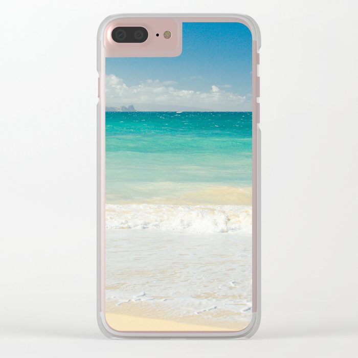 This Paradise Life Clear iPhone Case