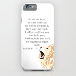 Do Not Fear iPhone Case