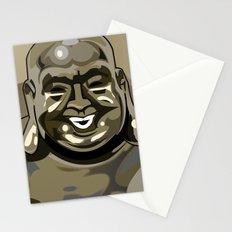 Laughing Buddha II Stationery Cards