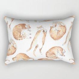 Catastrophic Rectangular Pillow
