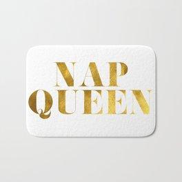 Nap Queen Gold Bath Mat