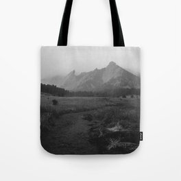 Moody Flatirons Tote Bag