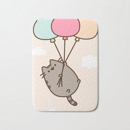 Cat Flying Bath Mat