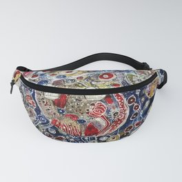 Nights in White Satin Fanny Pack