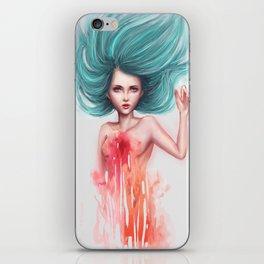 Melting iPhone Skin