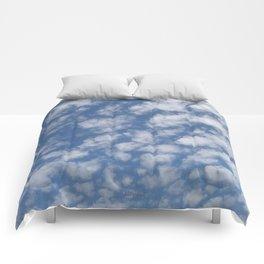 TEXTURES:Just Clouds #2 Comforters