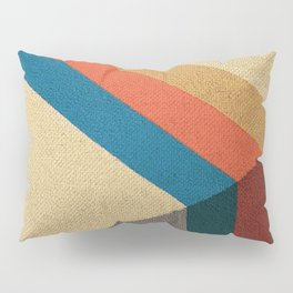 Direction Change Pillow Sham