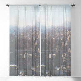 sægæ Sheer Curtain