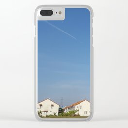 Desa Putra - A Princely Countryside Clear iPhone Case