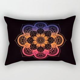 Meowndala Rectangular Pillow