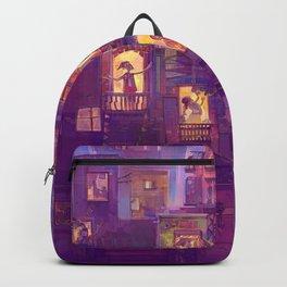 Little Girl Lost Backpack