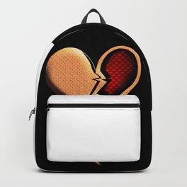 Heart Break HD by JC LOGAN 4 Simply Blessed Backpack