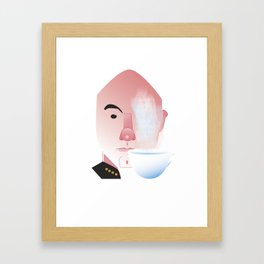 Jean Luc Framed Art Print